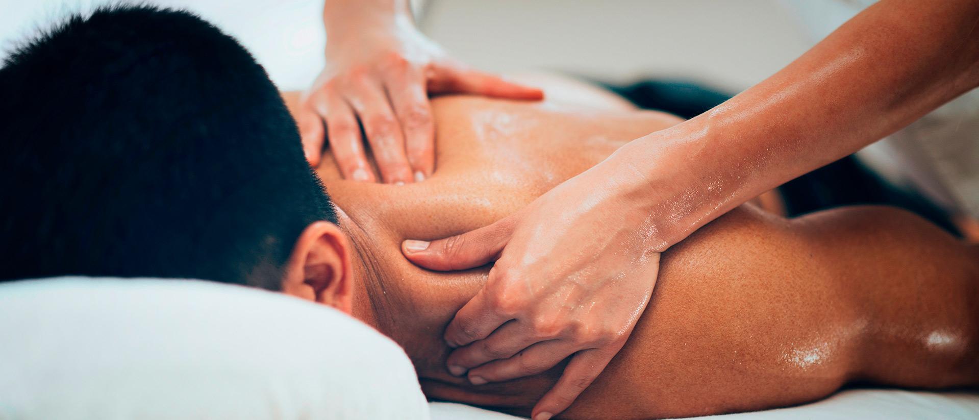 Massage på Klinik Westend