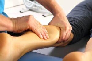 sportsmassage hos klinik westend